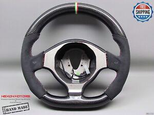 Lamborghini Murcielago LP640 LP650 LP710 Italian Alcntr Carbon Steering Wheel V2