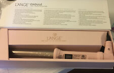 "Lange Ondule Titanium Curling Wand Iron 1"" 25MM L'ange Blush Pink New In Box"