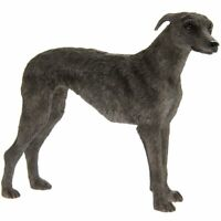 Lurcher Dog Standing Ornament Figurine Gift Boxed