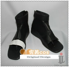 Naruto Gaara Boot Party Shoes Cosplay Boots Custom-made