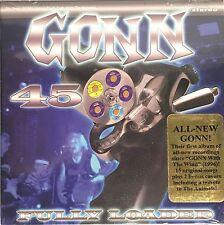 GONN 45 Fully Loaded NEW 2012 Sealed CD Garage Punk Rock Psychedelic 1960s