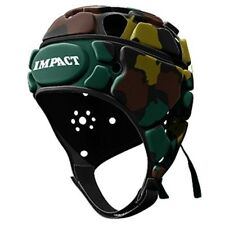 New IMPACT (Impact) Rugby Head Cap Camo Camouflage Green Size - XS or M or L