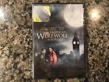 An American Werewolf In London New Seal Dvd! Awesome 1981 Horror!