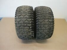 2006 Craftsman LT1000 front carlise tires oem b71