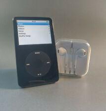 512GB iPod Video 5th Gen classic | 2200mAh Battery & Flash Memory - Black