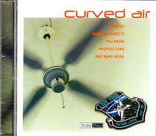 CURVED AIR live 1990 CD NEU OVP
