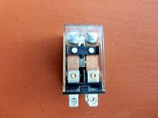 Dayton 5ZC20 24VDC RELAY DPDT 10A 1/2HP 8-Pin