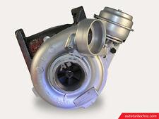 Exchange turbo 711009 Mercedes Clase C G E M 270 CDI 156 / 163 / 170 CV Garrett