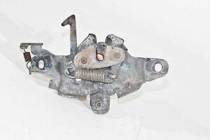 84-88 Toyota Pickup 89 4Runner Hood Striker Lock Release Spring Latch OEM