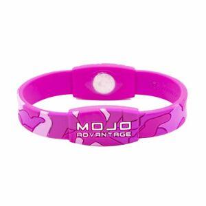 "Mojo Wristband 6"" Elite Camo Pink"