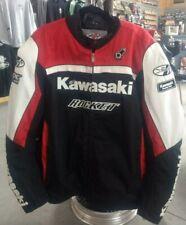 Rare Joe Rocket Kawasaki ZX Racing Team Size 3XL With Liner Near New Condition