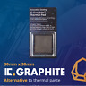 IC Graphite Thermal Pad 30x30mm – Alternative To Paste