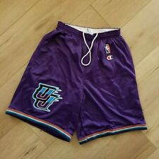 buy online eecb1 c46b1 Utah Jazz Purple NBA Shorts for sale | eBay