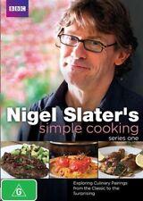Nigel Slater's Simple Cooking Series 1 - NEW/SEALED - 2-DVDs (Reg. 4) - Freepost