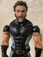 Hasbro Marvel Legends X-Men X-Force WOLVERINE 6 Inch CUSTOMIZED Weapon X Figure