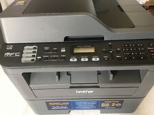 Brother DCPL2520DW Wireless Compact  Multifunction Laser Printer Copier