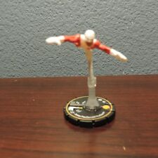 Heroclix James McDonald Hudson Limited Edition Gold Ring Figure Near Mint