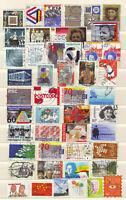 Niederlande Holland, verschiedene Briefmarken, gestempelt Sammlung Lot
