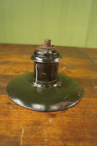 Industrielampe Deckenlampe Werkstatt Lampe Vintage Loft Email Fabriklampe 2