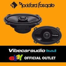 """Rockford Fosgate Punch Series: P1462 4""""x6"""" 2-Way Full Range Speakers"""