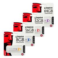 Pendrive Kingston DataTraveler G4 8GB 16GB 32GB 64GB USB Chiavetta Memory Stick