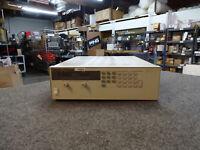 HP Agilent Keysight 6554A DC Power Supply 500W, 60V, 9A from Calibration Lab