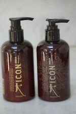8.5 oz. I.C.O.N India Shampoo & Conditioner Duo. Icon. 250ml. NEW. FREE SHIPPING