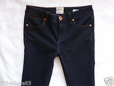 NEW  River Island Ladies Jeans Size 10 R navy bootcut slim skinny bootleg 30/34