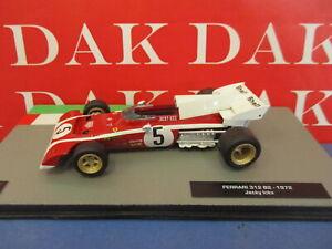 Die cast 1/43 Modellino Auto F1 Ferrari 312 B2 1972 J. Ickx