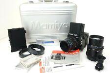 Mamiya RZ67 Pro II PB3199 Macro M Lens 140 mm f4.5 Sekor Z 250 mm f4.5 jb028