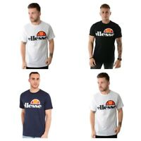 Ellesse Prado Mens T Shirt Casual Cotton Tee TShirt Short Sleeves Tops
