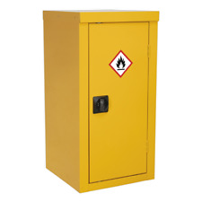 More details for fsc04 sealey flammables storage cabinet 460 x 460 x 900mm [cabinets]