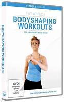 DVD - Fat Attack - Bodyshaping, Allenamenti - Nuovo/Originale