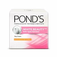 POND'S White Beauty SPF 15 PA Fairness Cream 50 g | Free Shipping