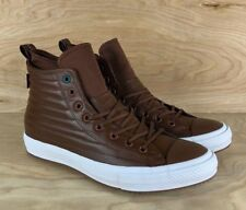 Converse Chuck Taylor All Star Waterproof Boot Hi Leather 157491C Men's Size 10