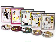 5Dvds Peng Shusong : Chinese Kungfu Wushu Wing Chun Yong Chun Quan Series