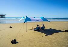 Fofana Cabana Beach Shade, Beach Canopy, Sun Shelter, Pop Up, Tent, Spring Break