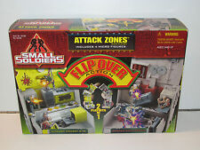 SMALL SOLDIERS ATTACK ZONES MICRO PLAYSET MIB 1998 KENNER DISNEY