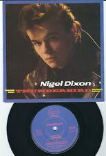 Neo rockabilly Nigel Dixon STIFF BUY 103 Someone on the loose / Thunderbid♫ 1981