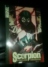 GN TPB Scorpion Poison Tomorrow collected Spider-Man graphic novel trade marvel