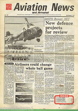#AA5. AUSTRALIAN AVIATION NEWS  NEWSPAPER #155  DECEMBER  1977
