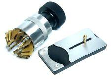 GLASABHEBER Uhrenglas-Abheber für Kunststoff Uhrengläser mit Montageplatte NEU
