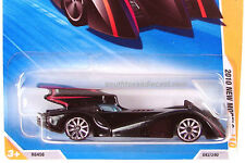 Hot Wheels Batmobile 2010 (Red Stripes / Black) (New & Sealed) 1:64 Very RARE