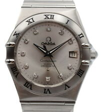 Omega Constellation 160 Years Co-Axial Diamond Watch - Mint, Serviced!