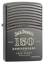 Zippo 29189 Jack Daniels 150th Anniversary Deep Carved New In Box Lighter