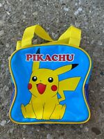 Vintage Pikachu Pokemon Mini Plastic Bag Unbranded