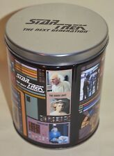 Vintage 1996 Star Trek The Next Generation Best Episodes Puzzle Tin 700 Pieces