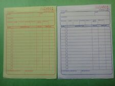 20X- 2 part Sales Order Books Carbonless Invoice Book Receipt Form 50 sets USA