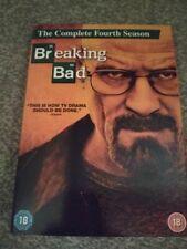 BREAKING BAD - Complete Fourth Season DVD