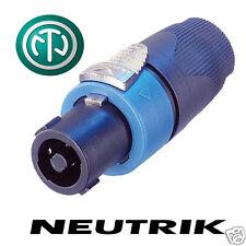 Neutrik NL4FX 4-polig Buchse Lautsprecher Professionell Speakon Verbinder PA DJ